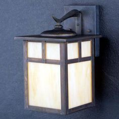 Kichler Alameda Outdoor Wall Lantern - 11.5H in. Canyon View $173