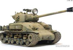 MMZ - Israeli M51 Super Sherman