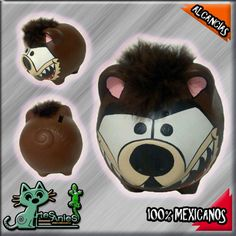Artesanies Little Kitty, My Little Pony, Pig Bank, Box, Teddy Bear, Ceramics, Pigs, Bottle, Business