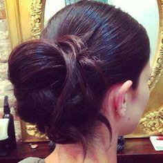 Recogido - Hair Up - by OndaStyleDirector Piero Zattera