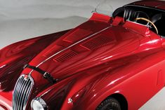 "1955 Jaguar XK140 SE ""Heuber Roadster"""