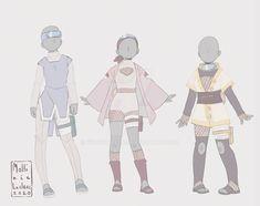 Anime Oc, Oc Manga, Anime Naruto, Manga Clothes, Drawing Anime Clothes, Anime Inspired Outfits, Anime Outfits, Anime Drawings Sketches, Cute Drawings