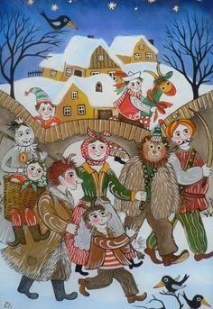 Calendar, Easter, Cartoon, Education, Illustration, Trier, Carnival, Illustrations, Cartoons