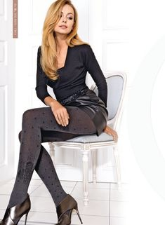 Every woman understands the difficulty associated with finding the right bra. Concerns like What cup Size are you now? What style do you need? Fashion Tights, Cozy Fashion, Girl Fashion, Womens Fashion, Steampunk Fashion, Gothic Fashion, Pantyhose Outfits, Pantyhose Legs, Sexy Legs And Heels