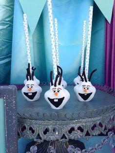 Frozen celebration!   CatchMyParty.com