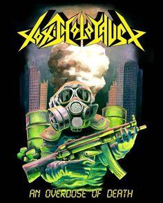 thrash metal | Toxic Thrash Metal