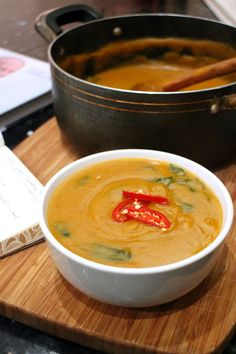 Get well soup...for the terrible flu of 2014/15!