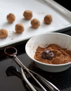 Dark Chocolate Truffles | Recipe | Chocolate Truffles, Truffles ...