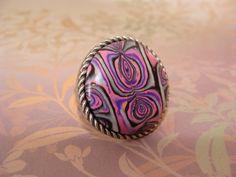 SALEViolet Ring by OlgaeFIMOva on Etsy, $9.99