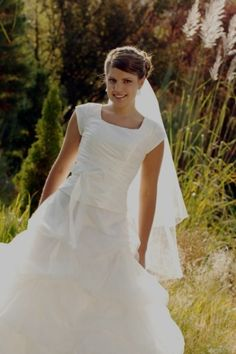Bridal Expressions Modest Wedding Dresses