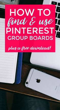 Are you using group boards to maximize your exposure and get traffic from Pinterest? This is a social media strategy you can't miss out on as a blogger or business owner!