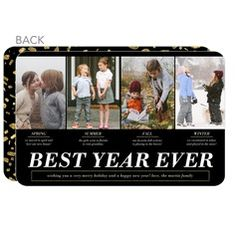 For Every Season Photo Holiday Cards