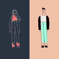 "97 Me gusta, 3 comentarios - Nerdo (@nerdostudio) en Instagram: ""#tmblr_pic #fb #characterdesign #wip #newproject #peoplefromnerdo #staytuned #illustration #graphic…"""