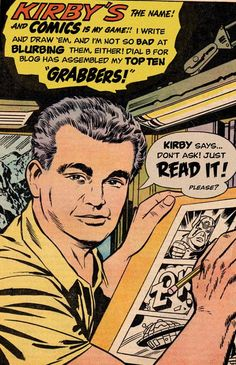 writer: jack kirby | Tumblr