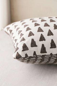 4040 Locust Howlin Bolster Pillow - Urban Outfitters