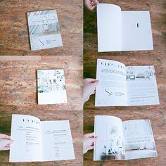 Scriptie ontwerp Retourtje Vos - report and guide design inspiration