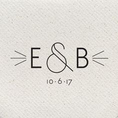 Carlysle Deco Wedding Logo                                                                                                                                                                                 More