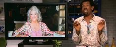 hilarious! Comedian Deon Cole responds to the firing of Paula Deen (Video)  Paula Deen is one delicious racist!