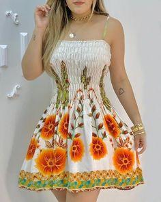 Trend Fashion, Look Fashion, Fashion Prints, Womens Fashion, Backless Maxi Dresses, Bodycon Dress, Boho Outfits, Fashion Outfits, Nice Dresses