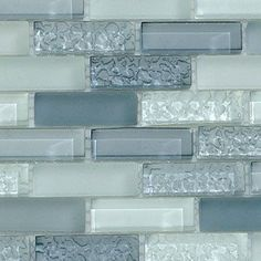 GT Glass Mosaic Crystile Blend Series (may qualify for free shipping) – Sognare Tile, Stone & Sinks Co.