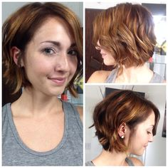 Looks like similar texture and wave to my hair so maybe it would work well.