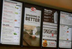 Smashburger opened Feb. 20 at the Commons at Clark Hall, 109 N. Hamilton Road, Gahanna. ThisWeekNews