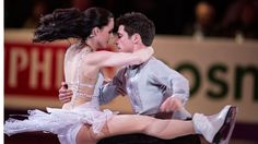 Canadian ice dancers Tessa Virtue and Scott Moir recently won silver at the world figure skating championships in London, Ontario.