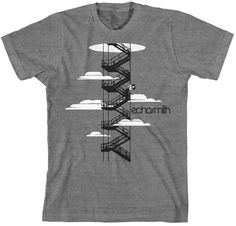 Warner Music Group Official Store - Echosmith - Fire Escape T-Shirt - T-Shirts    WANT