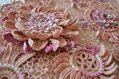 Маргарита Попова. Irish crochet. Freeform. irish crochet patterns. Motifs…
