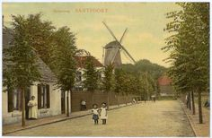 Molenweg Santpoort-noord