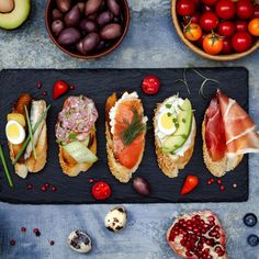 How to Become a More Adventurous Eater Bruschetta Recipe, Good Food, Yummy Food, Food Safety, Avocado Toast, Carne, Sushi, Healthy Recipes, Delicious Recipes