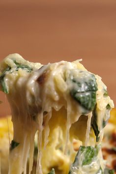 Cheesy Baked Spaghetti Squash