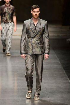 Dolce&Gabbana SS16 MilanFW menswear