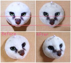 ■ 長毛猫さんのたてがみ の画像|Hinali's blog!