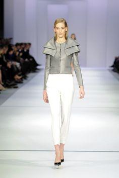 #HUGO Fashion Show Fall 2013 #Fashion #Minimalism