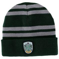 Harry Potter Slytherin House Beanie Hat