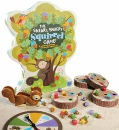 The Sneaky Snacky Squirrel Game --- http://www.amazon.com/The-Sneaky-Snacky-Squirrel-Game/dp/B00486ZVC4/?tag=survadisa-20