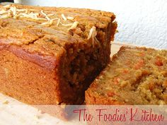 A new way to use papayas. Bake them! This Papaya bread recipe is moist and full of flavor.
