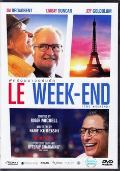 Le Week-End (2013 DVD) Jim Broadbent, Jeff Goldblum, Comedy Drama - All 0