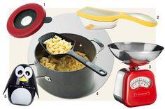 Do espremedor de limão ao ralador com dispenser, confira uma seleção para se aventurar como chef
