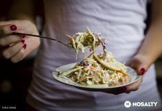 Apple Coleslaw, Coconut Flakes, Nutella, Potato Salad, Carrots, Cabbage, Tacos, Spices, Food And Drink