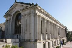 The Library at UC Berkeley