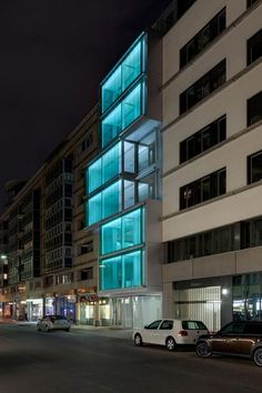 Petersen Architekten — F40 Office building