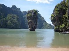Image result for khao phing kan thailand