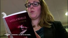 Florence Lottin, éditrice chez J'ai lu. lors du reportage de M6 du jeudi 12 février 2015 http://www.6play.fr/m6#/m6/le-1245/11459208-12-45-du-jeudi-12-fevrier