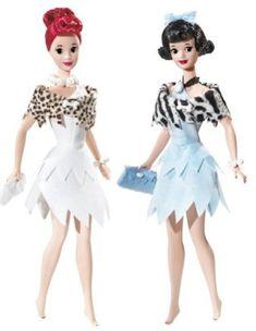 """Barbie """"The Flintstones"""""""