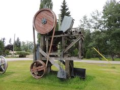2014-06  At a silver mine museum in Silverton BC