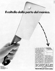 Read more: https://www.luerzersarchive.com/en/magazine/print-detail/18487.html Stowing away a knife by its handle. Tags: Paolo Bolzoni,Sandro Baldoni,Raymond Gfeller,Centrokappa, Milan,Enrico Conti,Bonicalzi