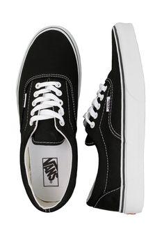Vans - Era Black/White - Shoes - Official Streetwear Online Shop - Impericon.com UK