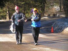 Fun Run, winter carnival, feb 6, 2005